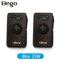 Elego VV/VW Vision vapros ibox kit Box Mod in stock Made in China