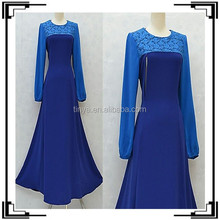 Hot sale lastest fashion fusan plain jubah islamic clothing indian