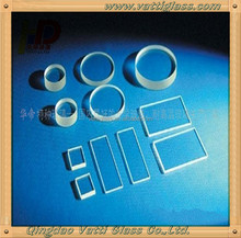 Small size round shape borosilicate glass sheet Supply high temperature sight borosilicate glass low price