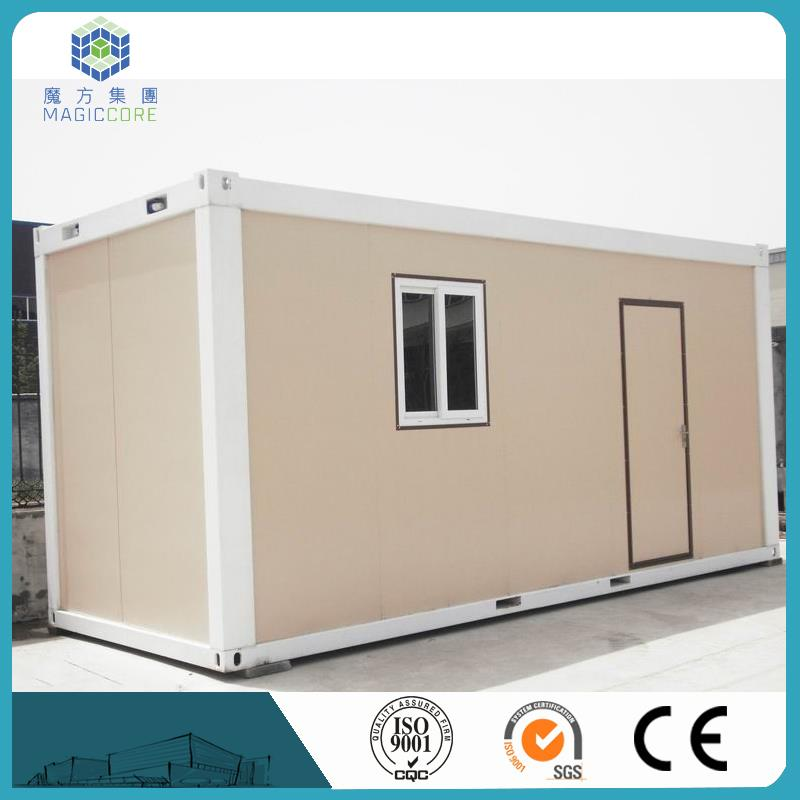 50mm 75mm 100mm sandwich panel temporary container house k module design 20ft modular office container
