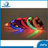 Factory Best Wholesale Pet Flashing Light Led Dog Collar Rechargeable Dog Collar