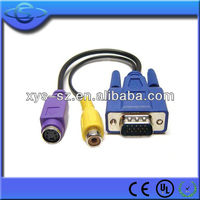 Hot Selling VGA to PS2 Cables