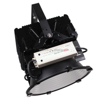 High power outdoor Waterproof 400W LED flood light for baseball and sports field