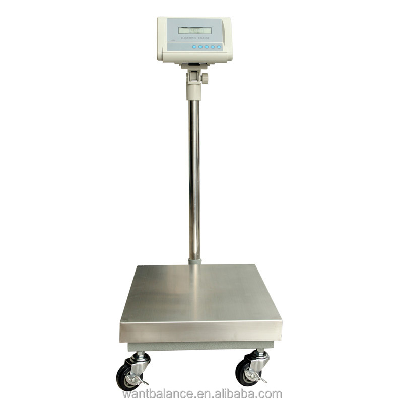 platform weighing scale 100kg 1g