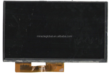 "7"" lcd display screen 849-01(V0) WY070ML849BO18B nomi C07001 50pin 164*97mm LCD Monitor"