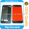 replacement for apple iphone 4 back cover housing,oem