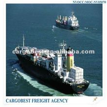 Ocean forwarders Freight from BEIHAI to BUSHIRE