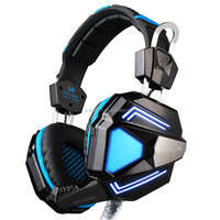 G5200 7.1 Surround Sound Game Headphone Computer Gaming Headset Headband Vibration with Mic Stereo Bass Colorful Breathing LED
