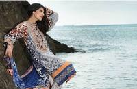 Designer Pakistani Suits in India Lawn Suits Shalwar Kameez