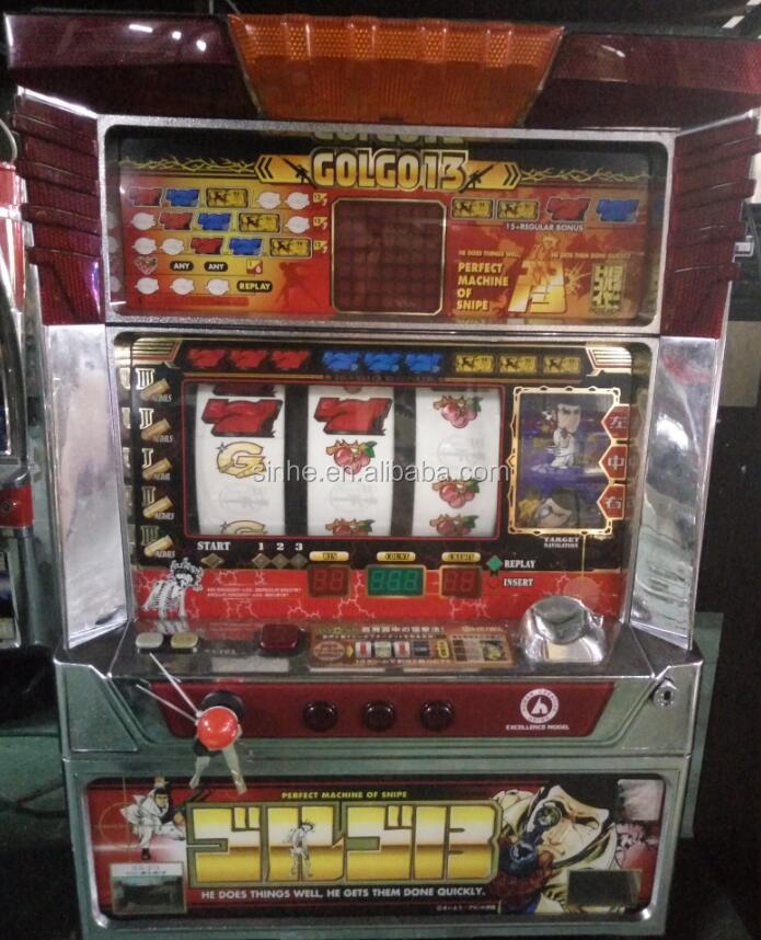 Japan casino slot Original game PCB board arcade 777 Slot game machine/Pachi-Slot /Pachinko/ magic circus
