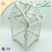 hot sale metal garden animal /pet / bird house
