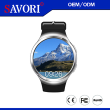 NEW Arrival Smart Watch X3 Plus Quad Core RAM 1GB Android 5.1 Heart Rate Monitor GPS Wearable Devices SmartWatch