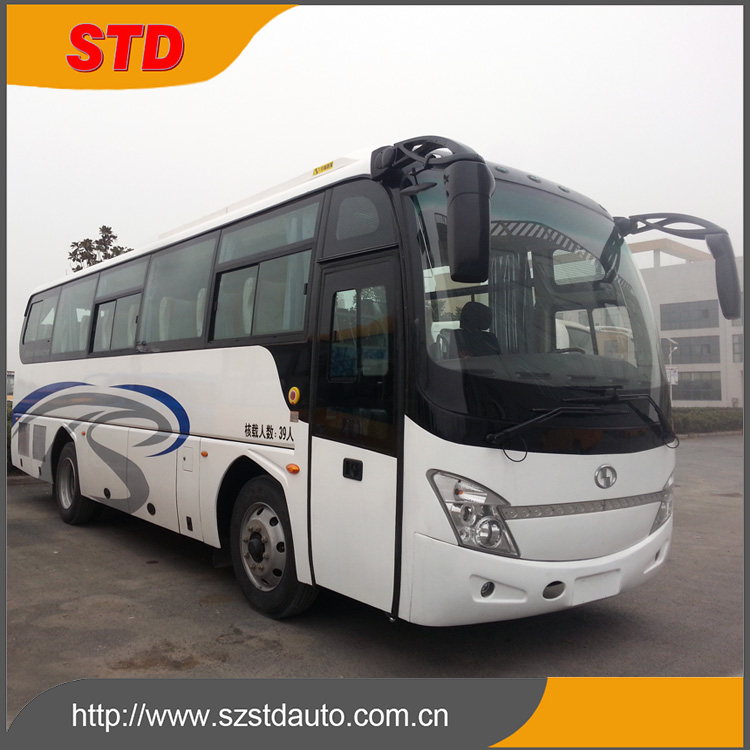 Brand new 40 seats shuttle sleep bus price