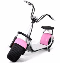 Top sale electric city scrooser harley style scooter 1000W citycoco scooter with seat for youngmen