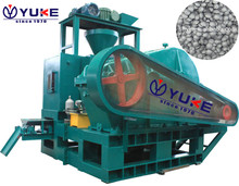 2018 YUKE lime powder ball/briquette making machine price