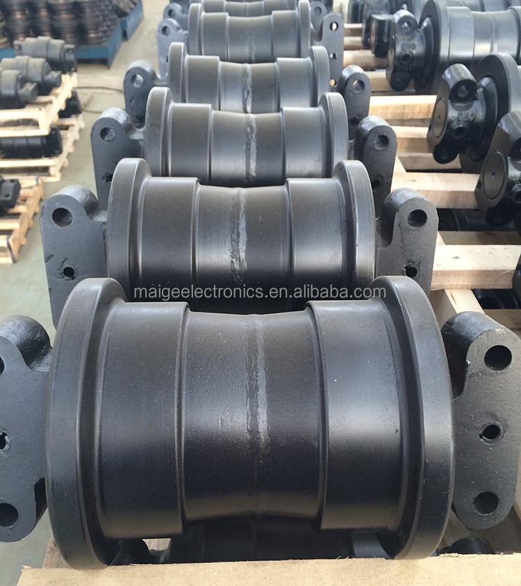 Factory Sale Direct PC1000 Track Roller Undercarriage Spare Parts Used Excavator Parts