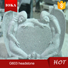 Heart Shaped Tombstone Angel Monuments and Headstones