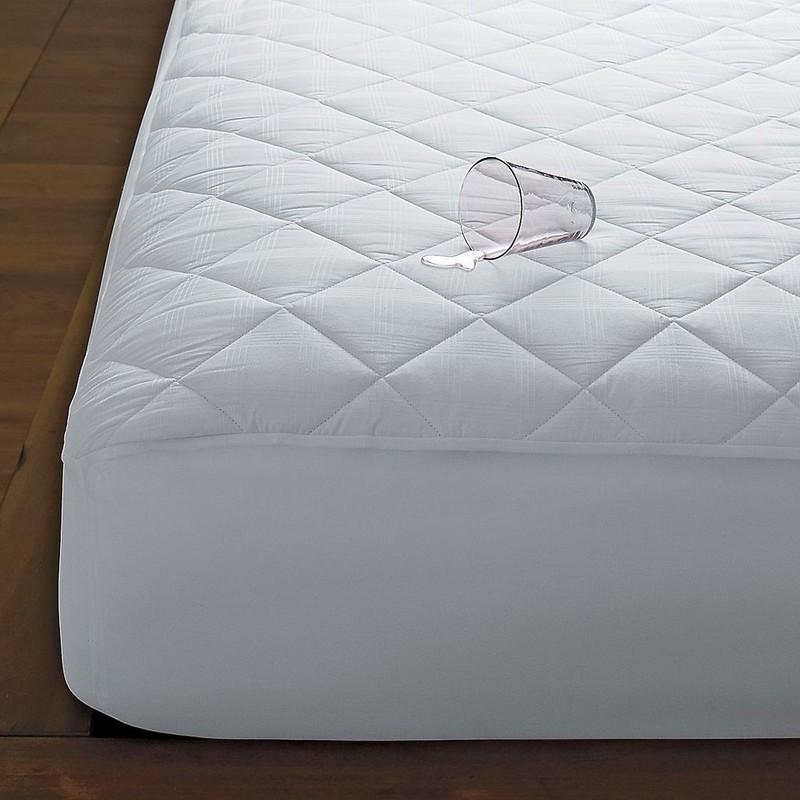 100% cotton quilted mattress pad - Jozy Mattress   Jozy.net