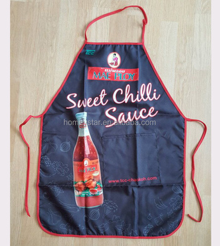 kitchen printed aprons