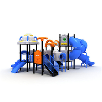 Fantastic playground kids entertainment park equipment outdoor playground
