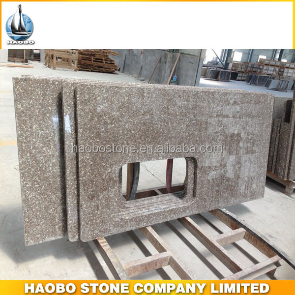 Haobo quartz bathroom vanity top