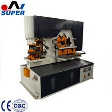 Q35 Series Hydraulic Hole Punching Machine for Metal and Steel