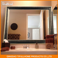 New Design bathroom glass mirror