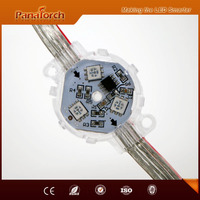 PanaTorch 30mm Diameter Led Point Light Source IP66 Waterproof PS-C153 flexible string For construction outer lighting