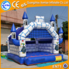 Hot sale fire style inflatable bouncer and obstacles for sales