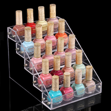Cheapest new types of acrylic nails display stands