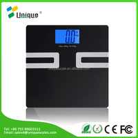 200kg medical machine accuracy bath waterproof body fat analysis bluetooth health digital human body weighing scale for importer
