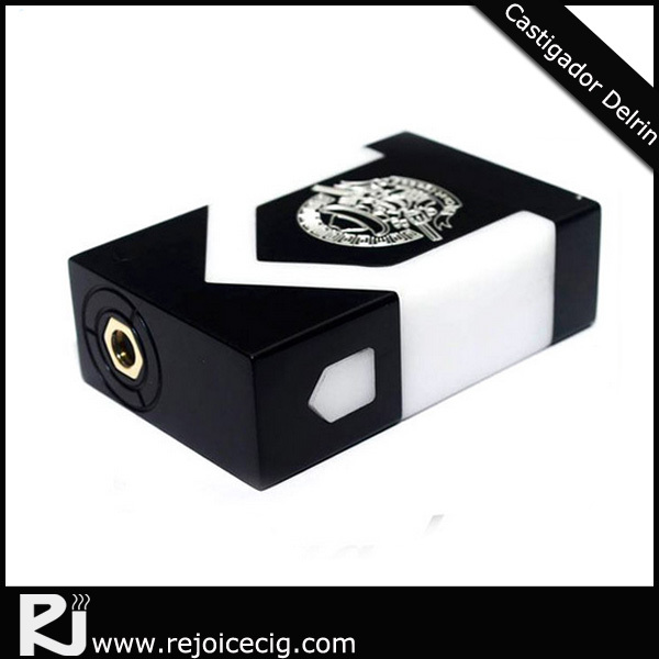 Hot Selling!Top quality 18650 Box Mod Castigator Mod clone castigador box mod
