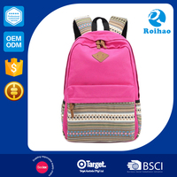 2015 Newest Manufacturer Top Class Cute School Bags For Teenagers