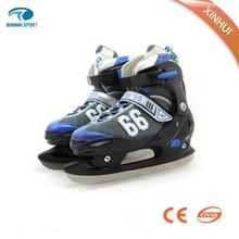High quality adjustable Ice Skating Shoes Supplier for kids and adults