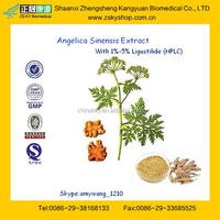Hot Selling Angelica Sinensis Extract with 1%-5% Ligustilide by HPLC
