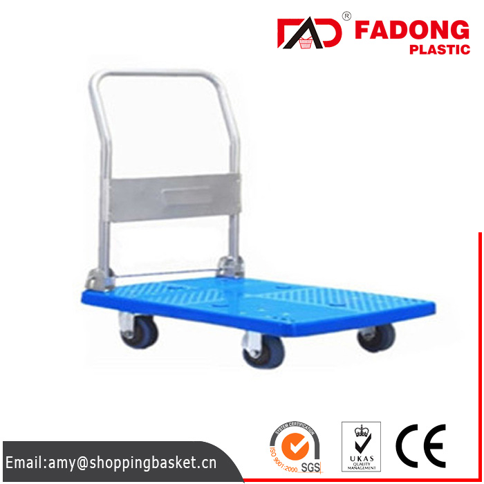 stainless steel go trolley cart