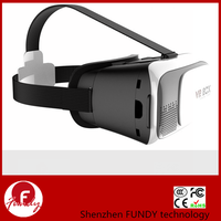 Google cardboard VR BOX 3D Glasses For Samsung S6 S5 For Huawei For iPhone 6 6 plus for Sony Xiaomi