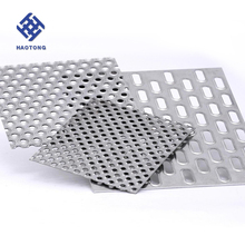 factory supply perforated metal laser cut panels