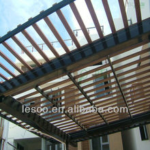 LESCO high quality louver with anti-UV coating