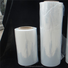 single wound SW POF shrink film / polyolefin shrink film