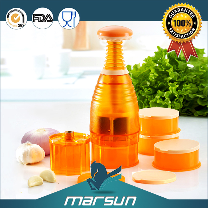 Factory Hot Direct Selling Plastic Handy Vegetable Onion Chopper