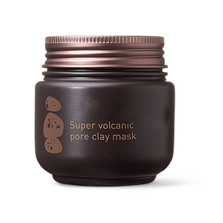 2017 pure mineral volcanic clay mud skin soft mask for oem odm