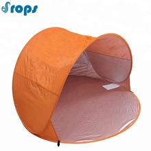 Automatic open outdoor camping sun protection tent 1-2 people tent