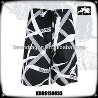 China Manufacture Surfing apparel 100% polyester mens surf clothing