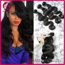 High quality body wave 8a grade virgin weaving 100% human remy hair unprocessed