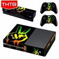 V Skin For Microsoft Xbox One Sticker Decal Cover