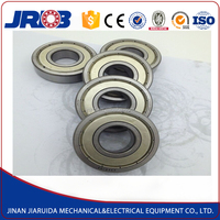 JRDB deep groove ball bearing, ball pivot bearing for mountain bike
