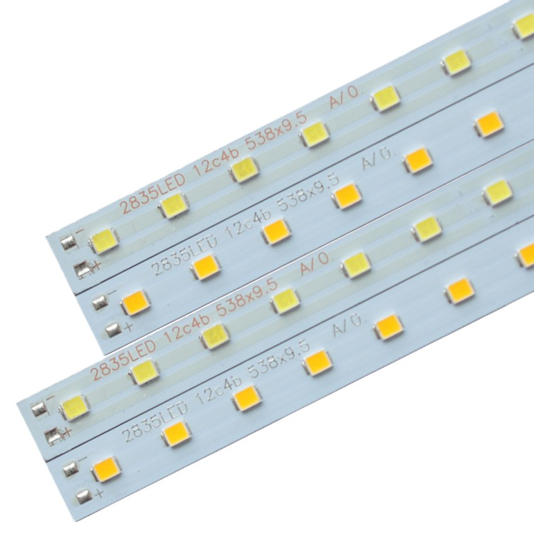 Single Side PCB Board SMD T8 Led Tube Light