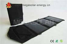 Explorerfolding solar charger 15W outdoor partner folding solar charger