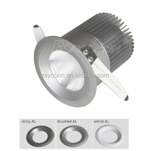 Australia standard COB led recessed downlight china 8W 12W